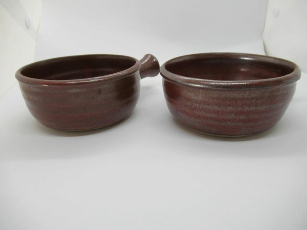 Waimea Pottery - Soup bowls / small casseroles Img_2418