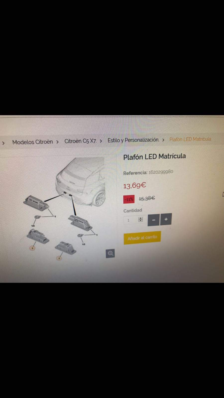 Luz matricula fundida ( ¿Fusible KO? ) Img-2030