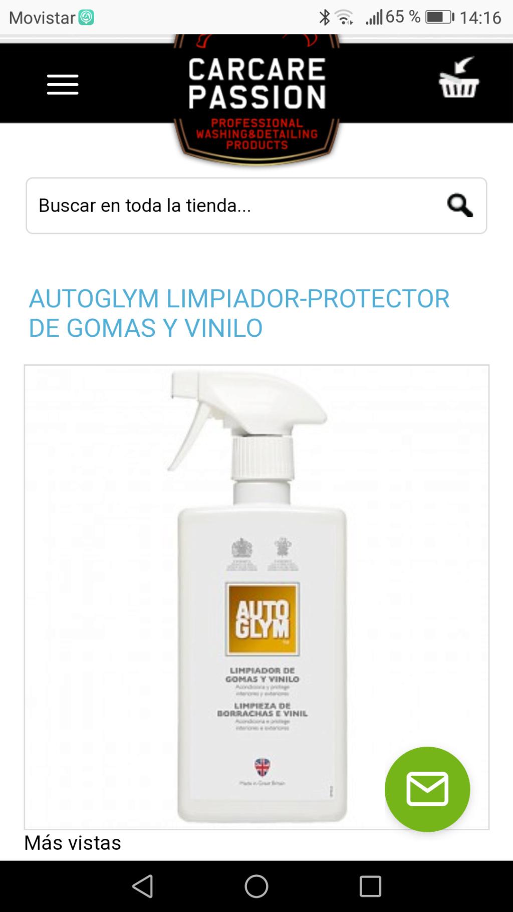 Acondicionar los plásticos de tu coche y protegerlos del sol Screen27