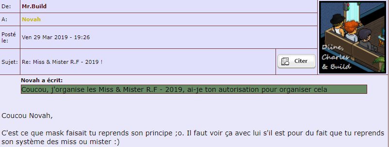 Miss & Mister R.F - 2019 - Page 3 Captur13