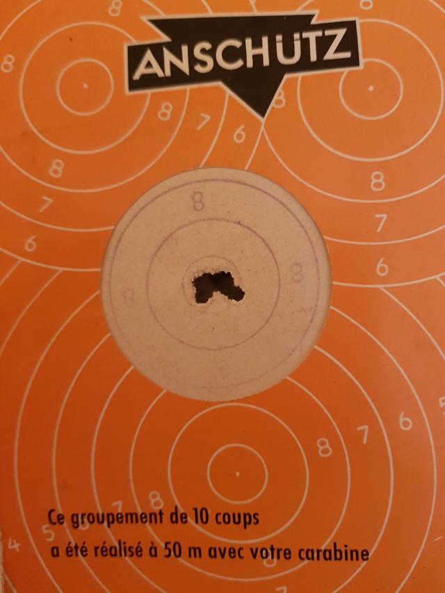 Précision des carabines match 20210147