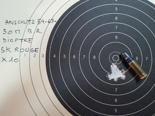 Précision des carabines match 20210151