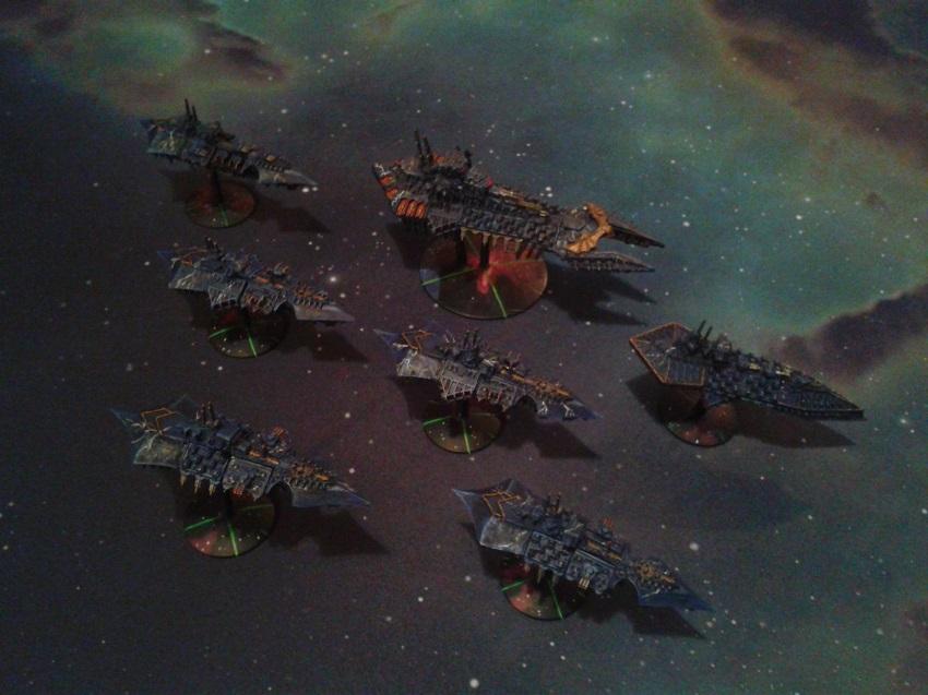 [30k et chaos non-aligné] flotte Night Lords de Zso Sahaal 2018-145