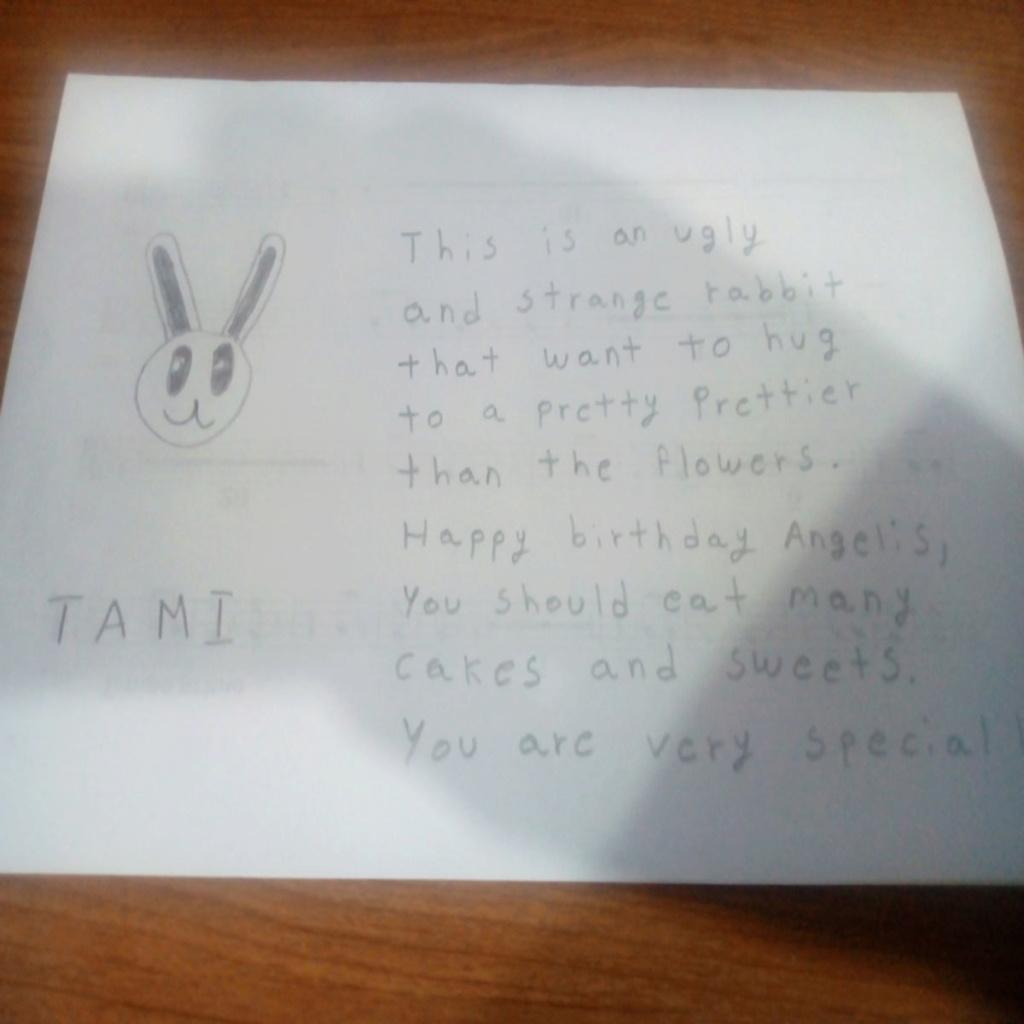 ¡¡¡¡¡¡Cumpleaños Amatista!!!!!! - Página 3 Tamira10