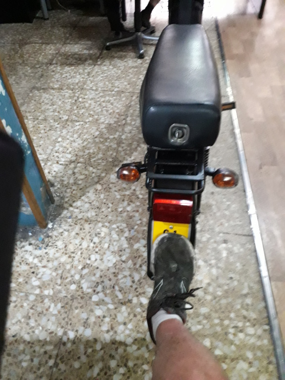 vendo Mobylette moto gac com harwar automatic electronic drive 20200639