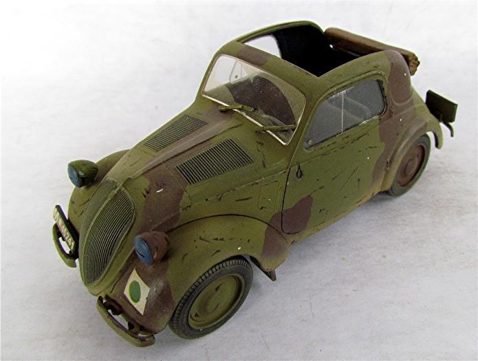 Photo de l'insigne Groupe de Transport 130/8 sur Renault Primaquatre 1940 00810