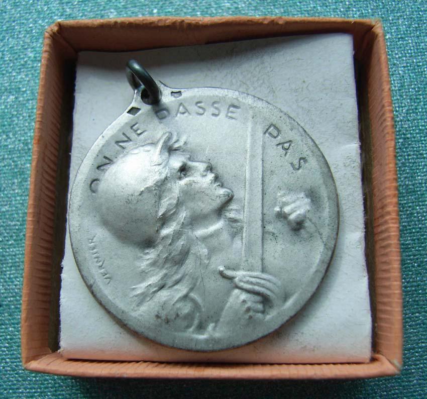 Medaille de verdun 0211