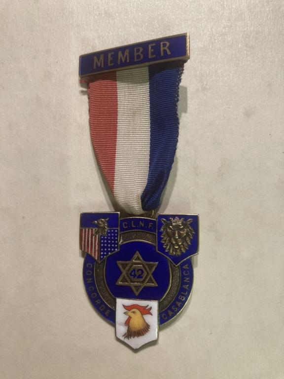 Médaille maçonnique Grande Loge Nationale Française 5483e510