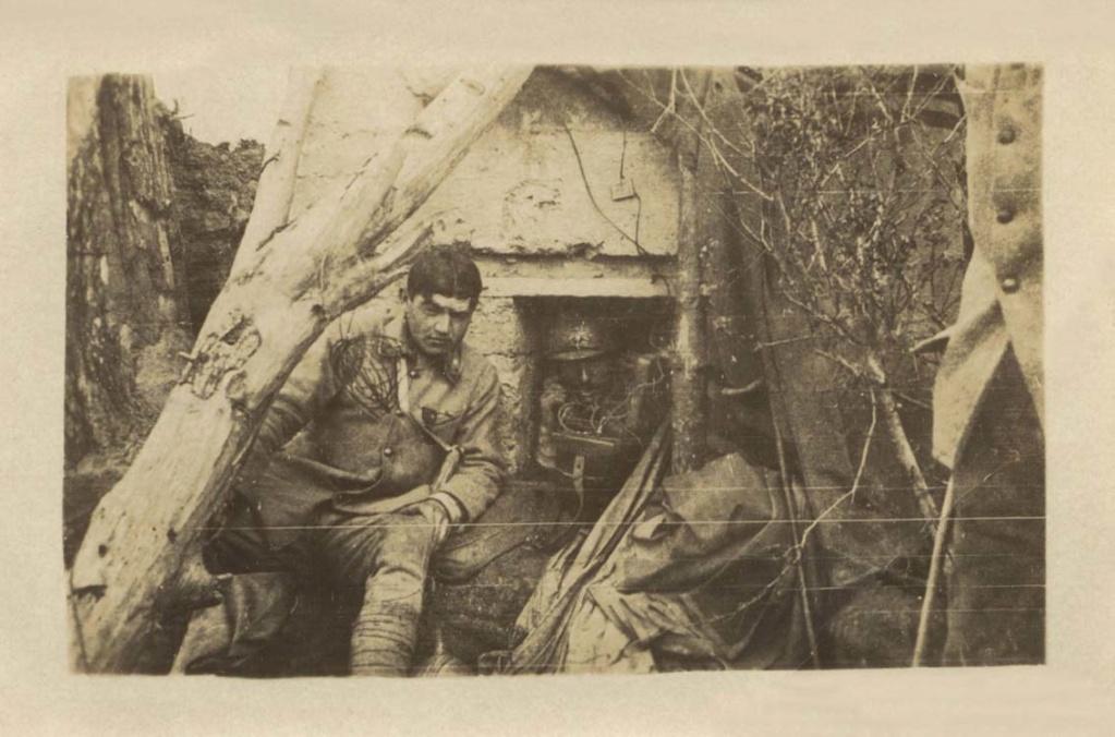 Mon Grand-Père Lucien Brochot Téléphoniste aux 5ème RAP puis 102ème RAL (14-18) Belgiq35
