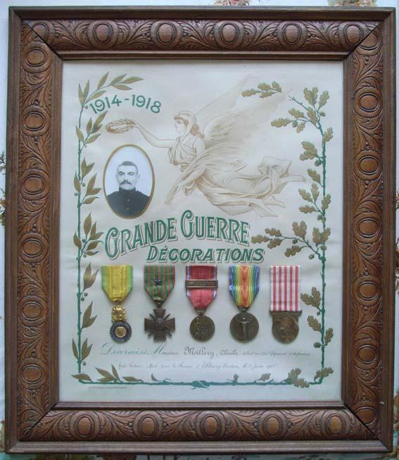 Médaille militaire uniface Cadre_14