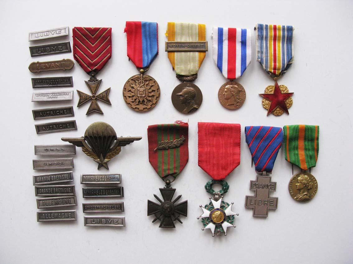 Médailles et agrafes françaises à l'échange Img_2111