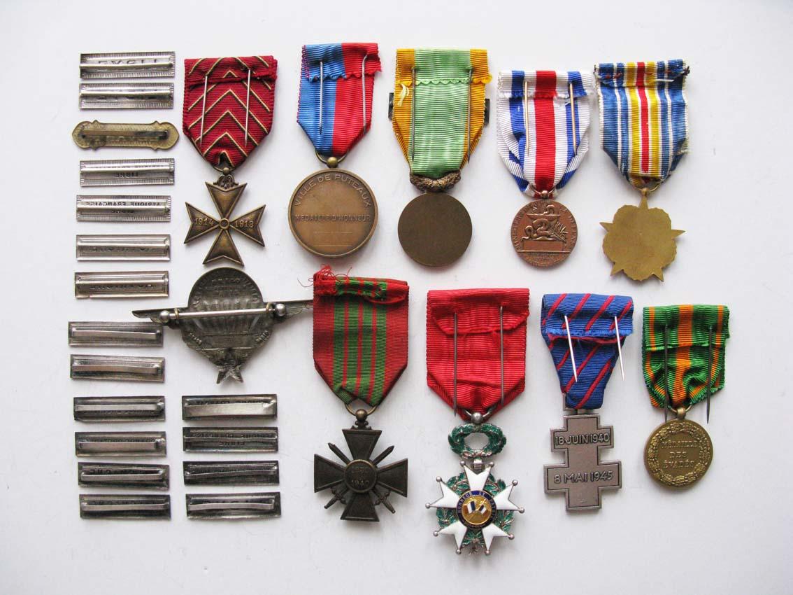 Médailles et agrafes françaises à l'échange Img_2112