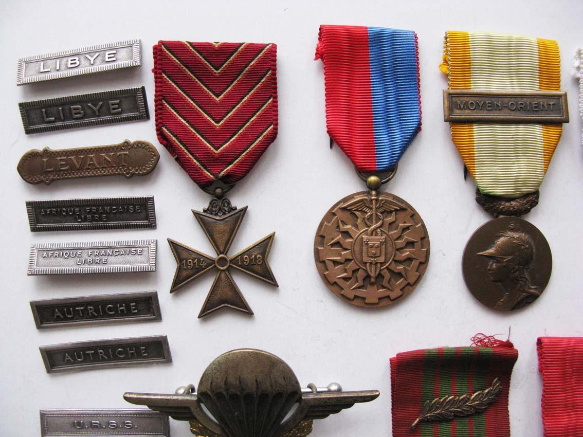 Médailles et agrafes françaises à l'échange Img_2113