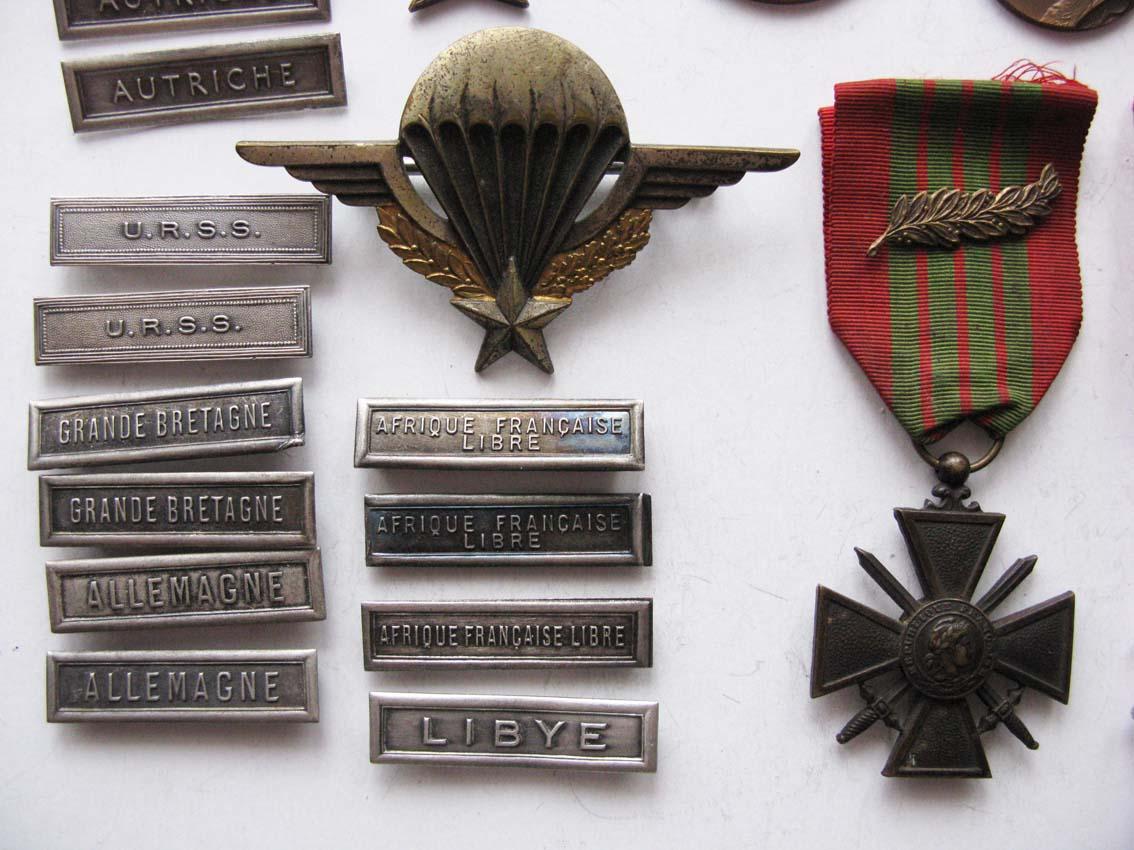 Médailles et agrafes françaises à l'échange Img_2114