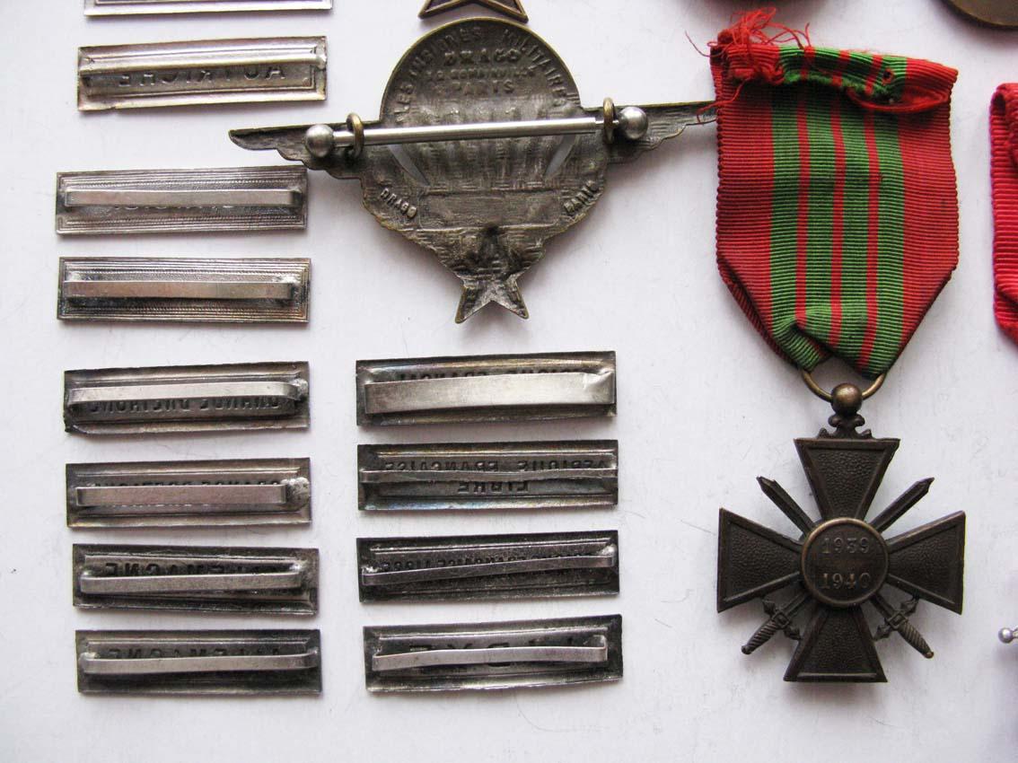 Médailles et agrafes françaises à l'échange Img_2118