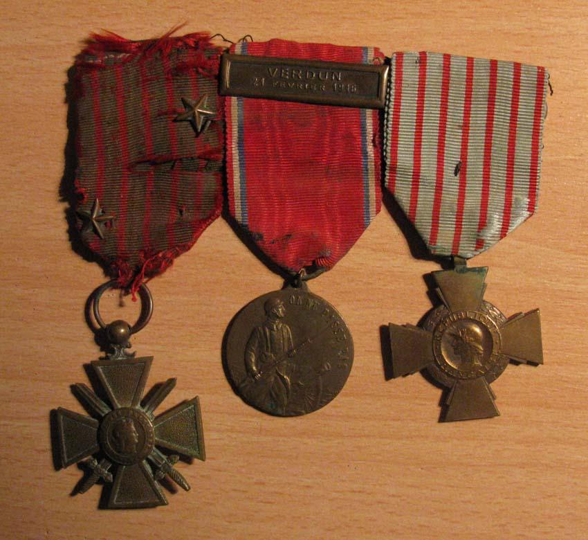 Placard de médailles de 14-18 Img_4911