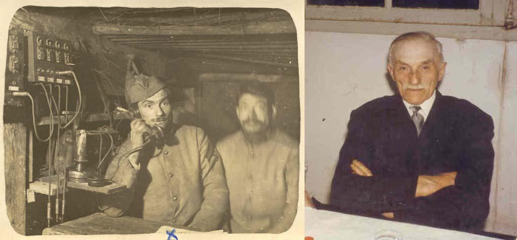 Mon Grand-Père Lucien Brochot Téléphoniste aux 5ème RAP puis 102ème RAL (14-18) Lucien10