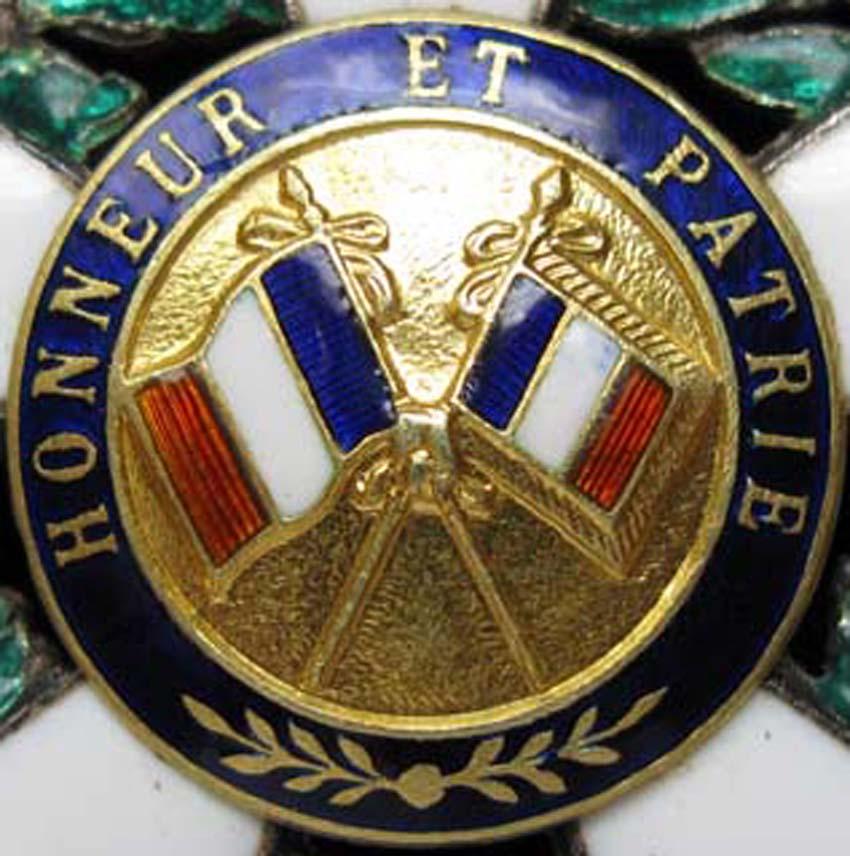 Légion d'honneur IIIème République - affiner une datation Mzod_l60