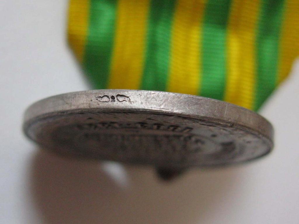 Médaille Tonkin 1883-1885 Mzod_t28