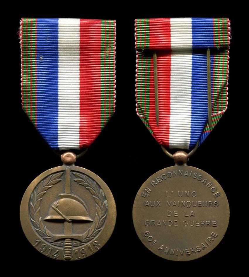 Medaille 1914 1918 inconnue Mzod_u13