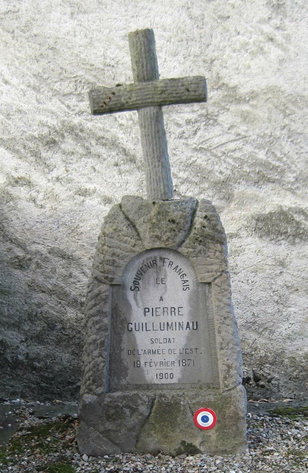 A IDENTIFIER plaque SOUVENIR FRANCAIS P_guil10