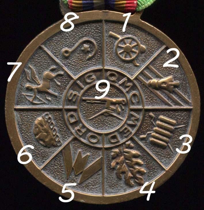 Médaille de la 3ème Division d'Infanterie Usa_3r11