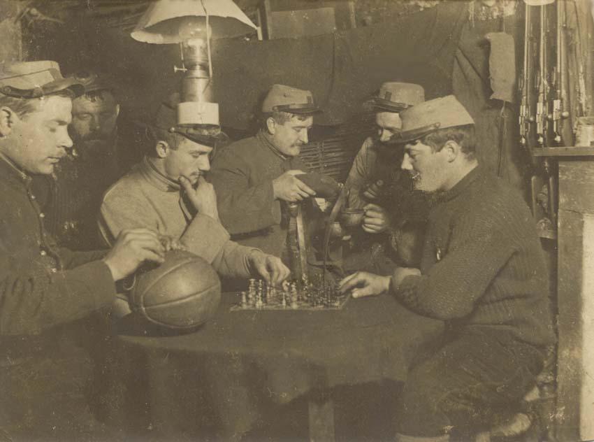 Mon Grand-Père Lucien Brochot Téléphoniste aux 5ème RAP puis 102ème RAL (14-18) Verdun93