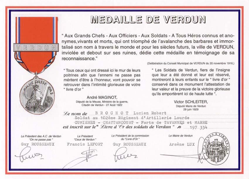 Mon Grand-Père Lucien Brochot Téléphoniste aux 5ème RAP puis 102ème RAL (14-18) Zzsans11