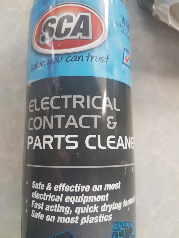 ELECTRICAL CLEANER 20210111