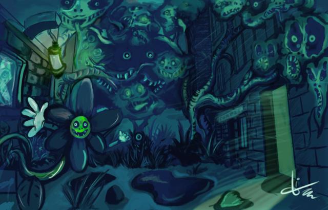 [RPG Maker ACE] Dreamscapes Fantasy - presentación + video~~  Dibujo11