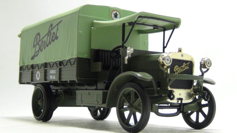 """N°00 - cadeau 4 Berliet Type CBA 1913 bâché  """"Berliet""""   Cadeau11"""