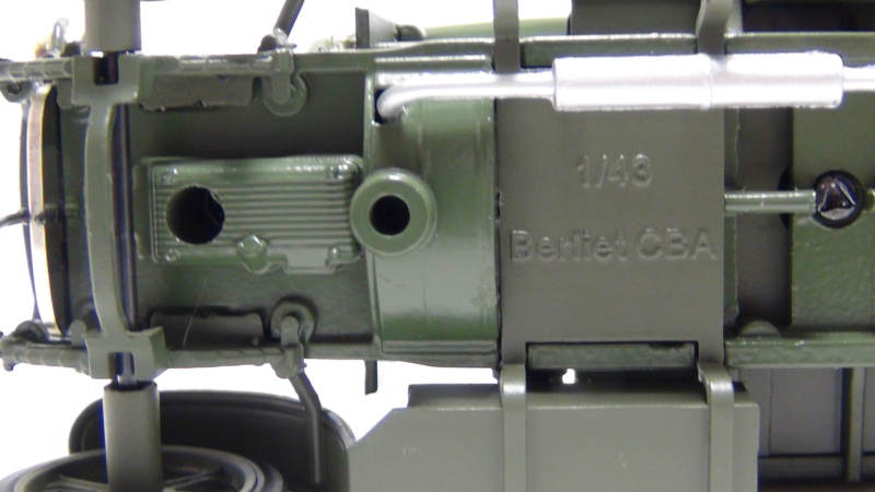 """N°00 - cadeau 4 Berliet Type CBA 1913 bâché  """"Berliet""""   Cadeau14"""
