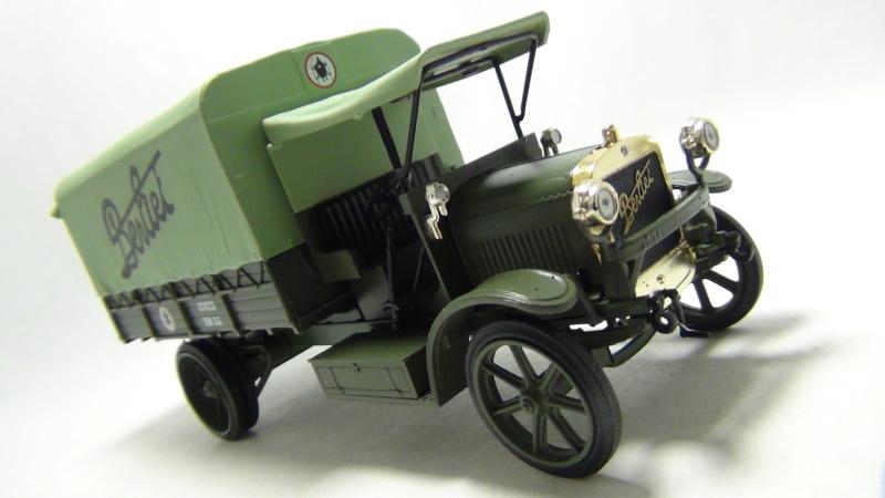 """N°00 - cadeau 4 Berliet Type CBA 1913 bâché  """"Berliet""""   Cadeau19"""