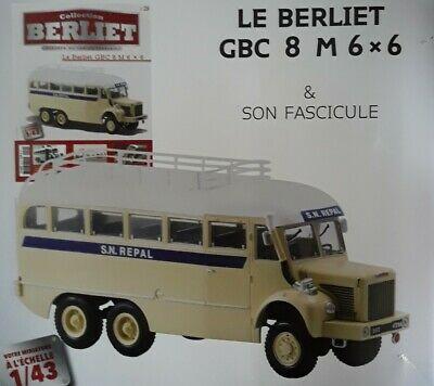 N°29 Berliet GBC 8M 6x6  Camion11