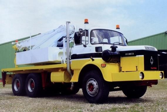 N°23- Berliet GBH 280 6 X 4  Dépanneuse Berliet  1975 / 1986  Img-7510