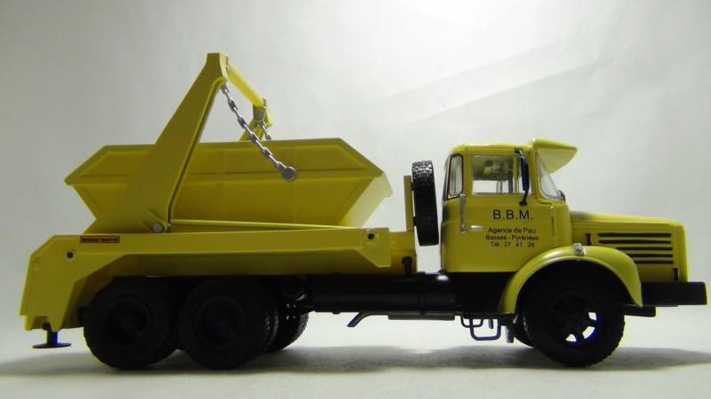 """N°15 - Berliet GLM 12 6x4 1965 """"Multi-benne Marrel"""" N15_be10"""