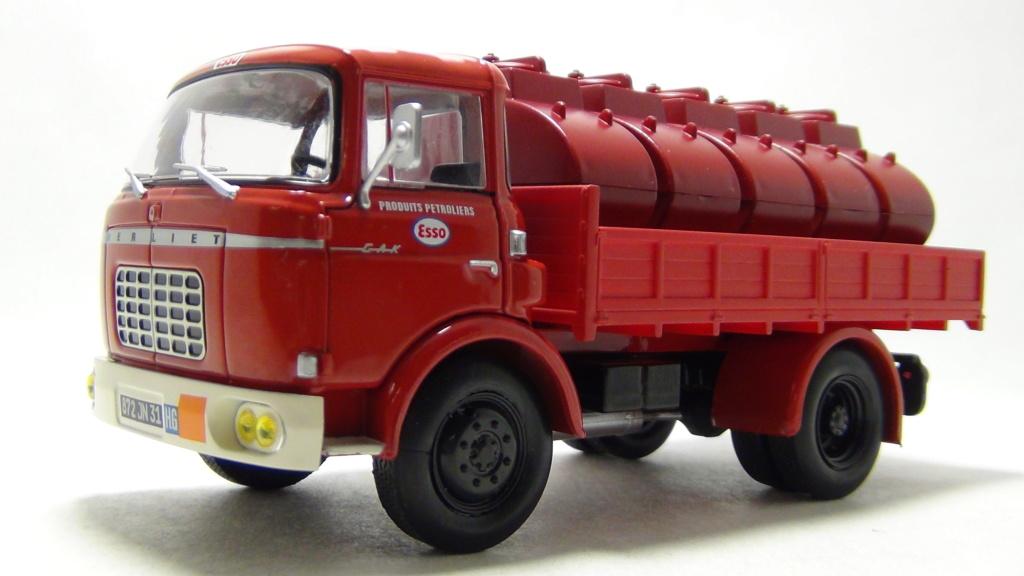 N°18 Berliet  GAK 5 Citerne essence  N18_be10