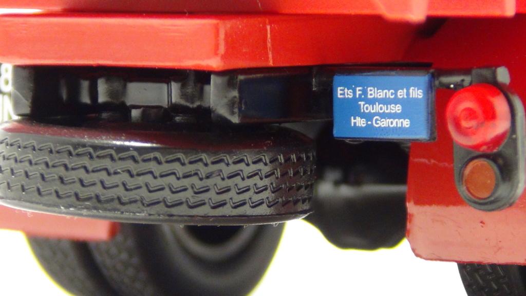 N°18 Berliet  GAK 5 Citerne essence  N18_be16