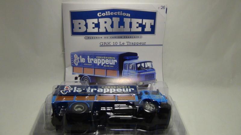 N°26- Berliet 26 - GRK 10 Long - Le Trappeur (1962)  N26_be10