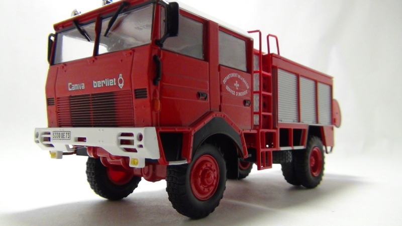 N°21- Berliet GBD 4X4 Camion tactique Militaire 1974 N59_be10