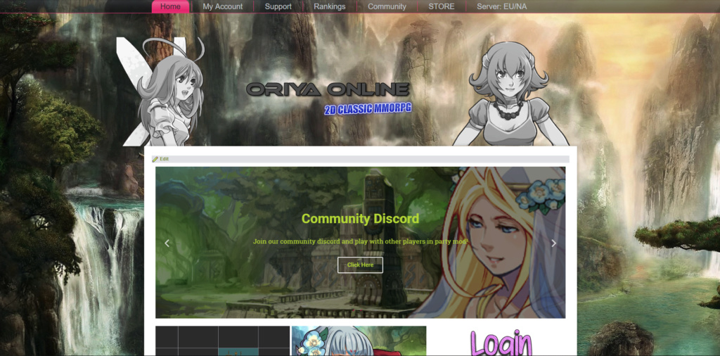 Oriya Online - 2D CLASSICO MMORPG - Página 2 Screen11