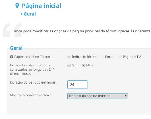 Anexar página HTML como Início Screen31