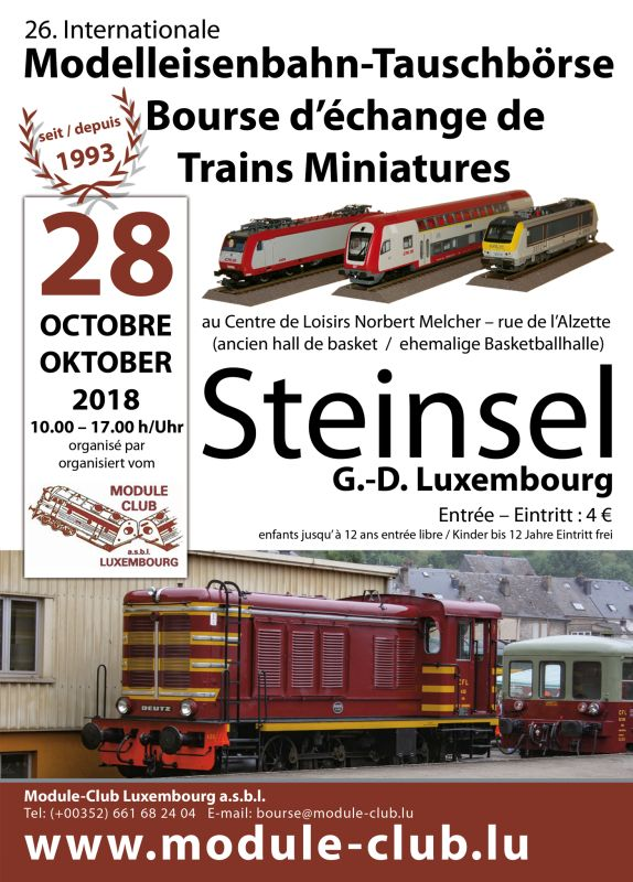 Bourse internationale d´échange de trains miniatures (Steinsel)  2018 A6-20110