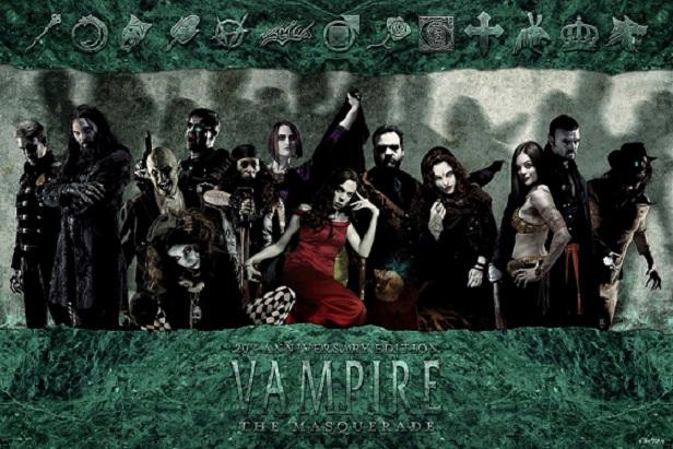 Vampiro a Mascara - Santa Felicidade