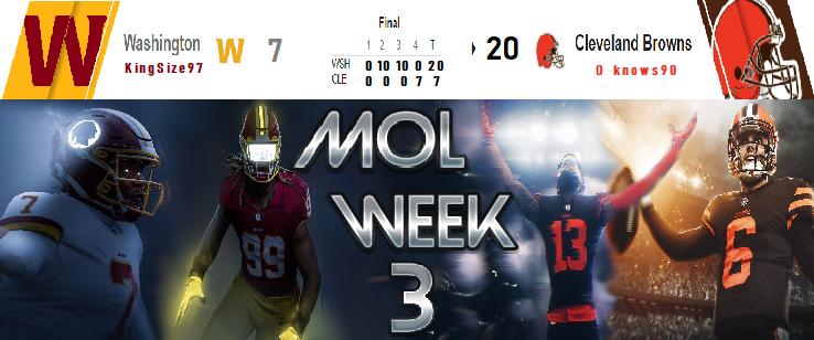 Washington Football Team @ Cleveland Browns Week_310