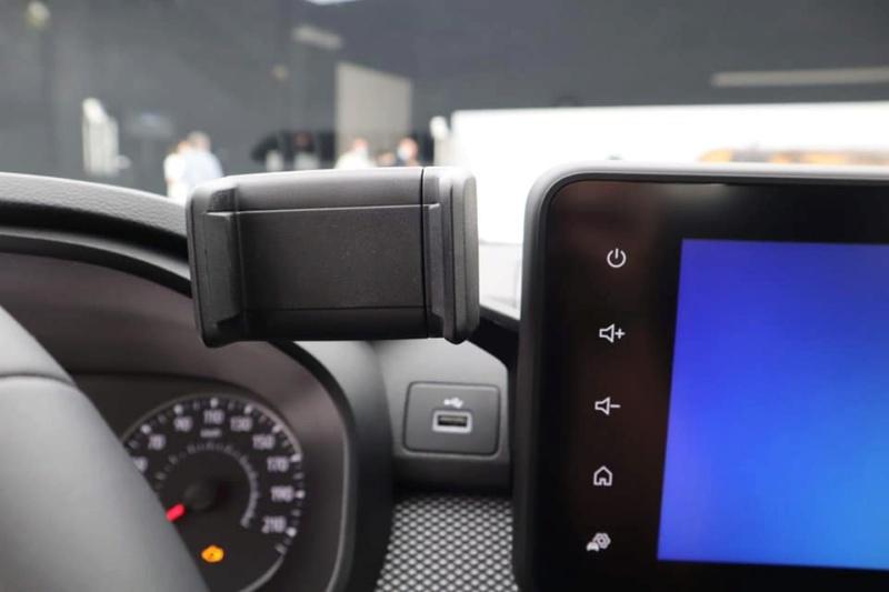 nouveaux systèmes multimedias sur la nouvelle Sandero 3 12042710