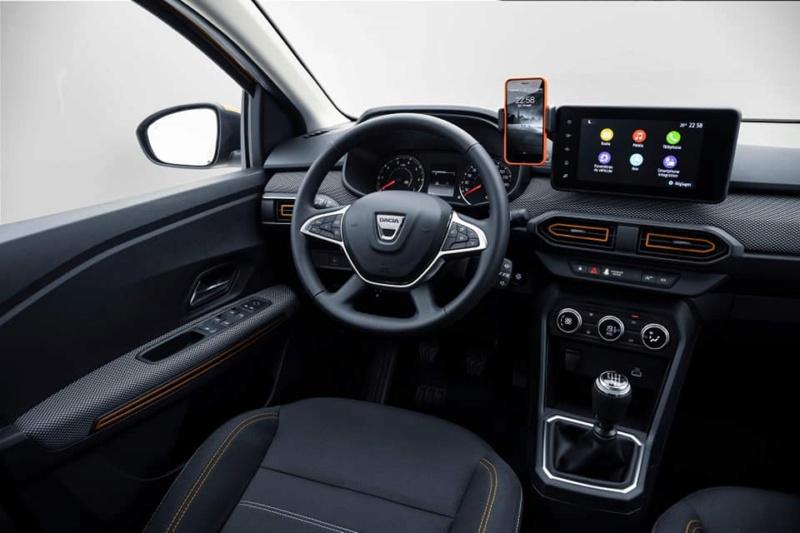 nouveaux systèmes multimedias sur la nouvelle Sandero 3 12043310