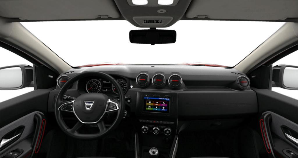 Dacia Techroad: une nouvelle série limitée pour le Duster Dacia-12