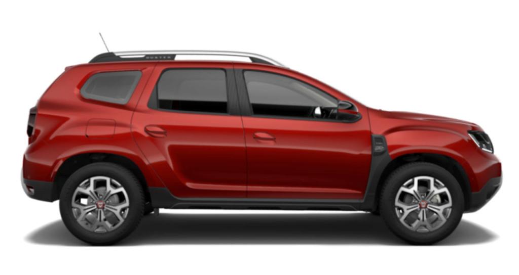 Dacia Techroad: une nouvelle série limitée pour le Duster Dacia-13