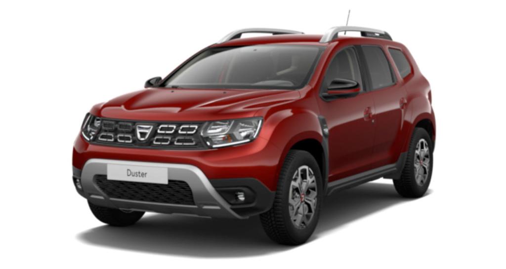 Dacia Techroad: une nouvelle série limitée pour le Duster Dacia-15